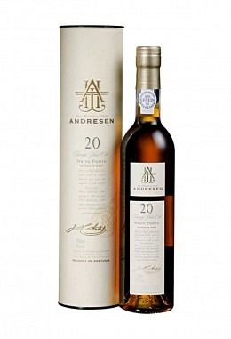 Andresen 20-year-old fine White Port