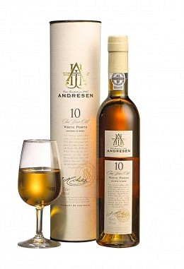 Andresen 10-year-old fine White Port