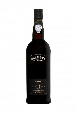 Blandy's 10 years old Sercial – trocken