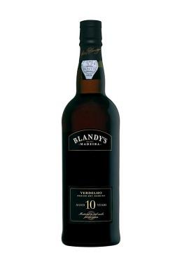 Blandy's 10 years old Verdelho – halbtrocken