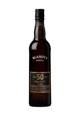 Blandy's 50 years old Malmsey – süss