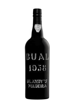 Blandy's Frasqueira 1958 - Bual
