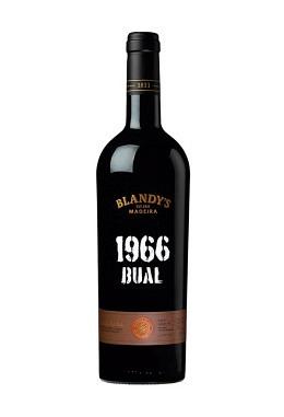 Blandy's Frasqueira 1966 - Bual