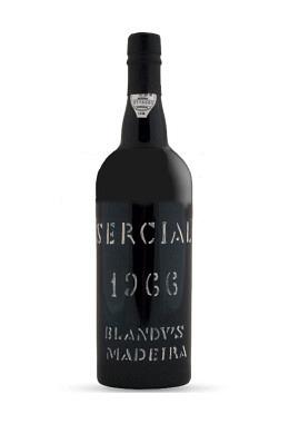 Blandy's Frasqueira 1966 - Sercial