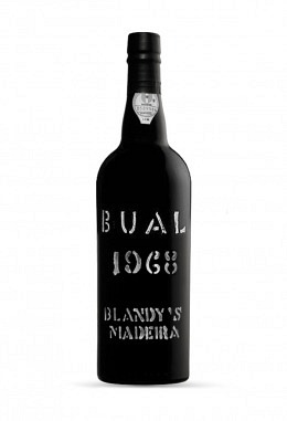 Blandy's Frasqueira 1968 - Bual
