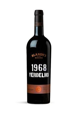 Blandy's Frasqueira 1968 - Verdelho