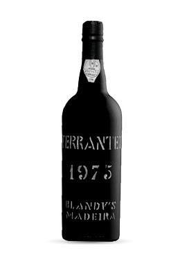 Blandy's Frasqueira 1975 - Terrantez