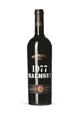 Blandy's Frasqueira 1977 - Malmsey