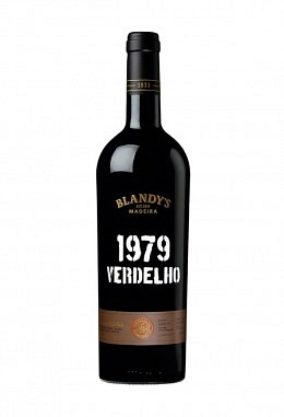 Blandy's Frasqueira 1979 - Verdelho