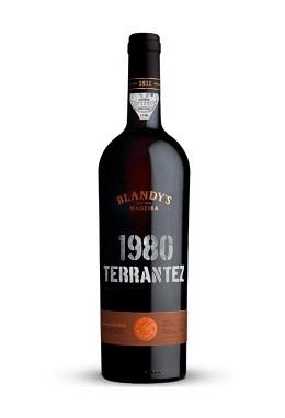 Blandy's Frasqueira 1980 - Terrantez
