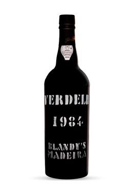 Blandy's Frasqueira 1984 - Verdelho