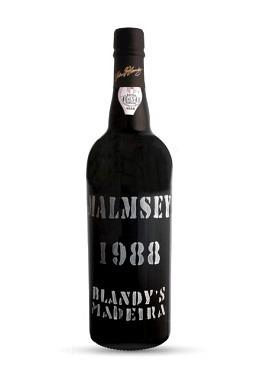 Blandy's Frasqueira 1988 - Malmsey