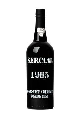 Cossart Gordon Frasqueira 1985 - Sercial