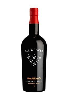 "Graham's Reserve Port ""Six Grapes"""