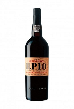 "Ramos Pinto 10-year-old Tawny Port ""Qta da Ervamoira"""
