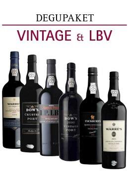Degu-Paket 4: Vintage & LBV