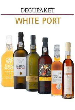 Degu-Paket 3: White Ports