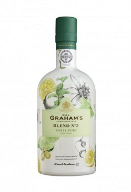 Graham's White Port Blend No. 5