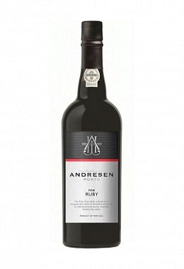 Andresen Fine Ruby Port