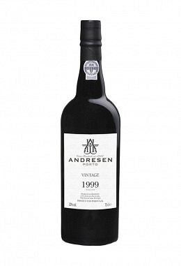 Andresen Vintage Port 1999