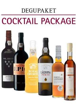 Degu-Paket 2: NEU: Cocktail Package