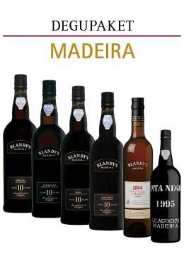 Degu-Paket 7: NEU: Selection Madeira