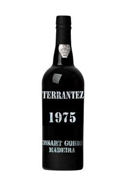 Cossart Gordon Frasqueira 1975 - Terrantez